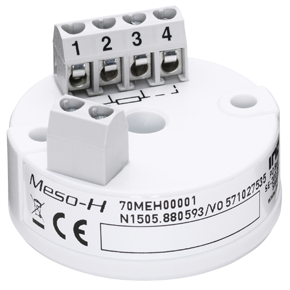 MESO-H Universal, HART-compatible, In-head, isolation 1500 V
