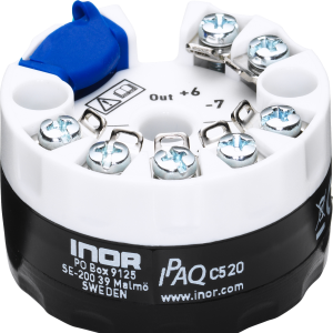 IPAQ C520 In-Head HART Compatible Universal 2-Wire Transmitter