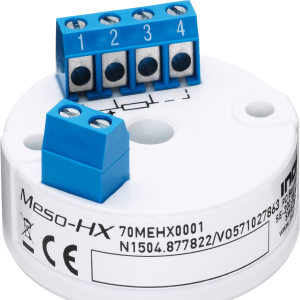 MESO-HX Universal, HART-compatible, In-head, isolation 1500 V, ATEX approval