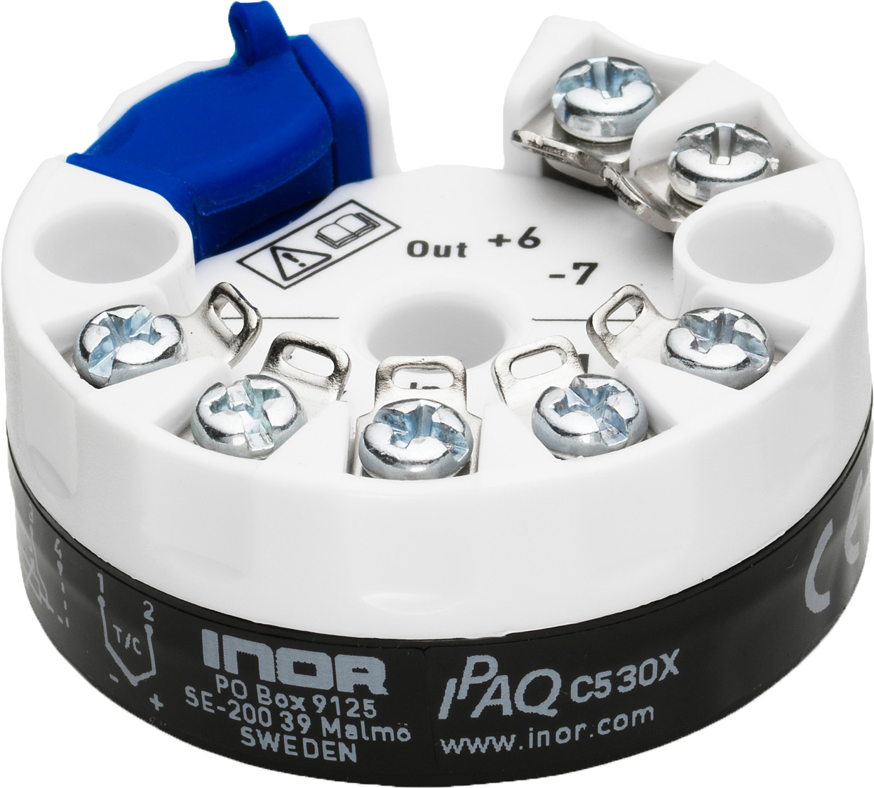 ipaq-c530x-in-head-hart-compatible-universal-2-wire-transmitter-iecex-atex-approval